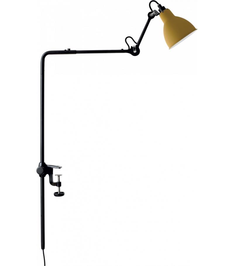 N°226 DCW Éditions-Lampe Gras Lampada con Morsetto