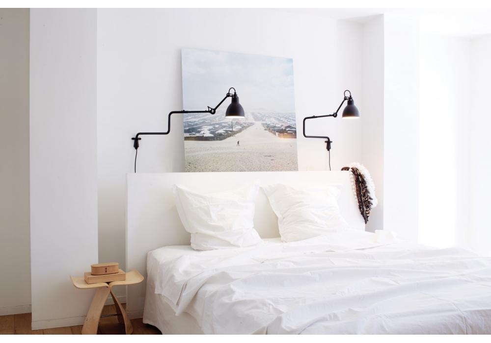 N 303 Dcw Editions Lampe Gras Applique Milia Shop