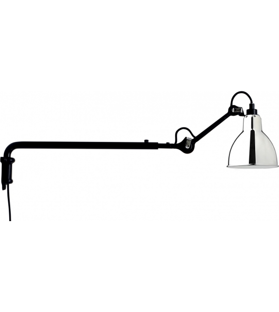 N°203 DCW Éditions-Lampe Gras Wall Lamp