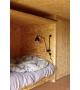 N°210 DCW Éditions-Lampe Gras Wall Lamp