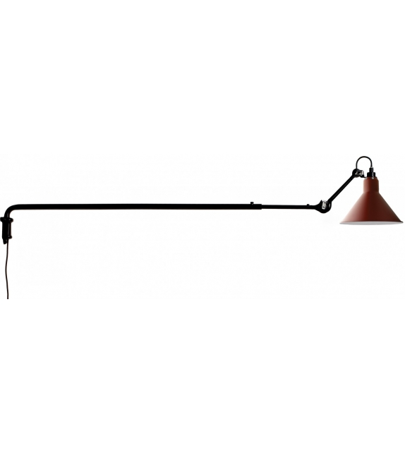 N°213 DCW Éditions-Lampe Gras Wall Lamp