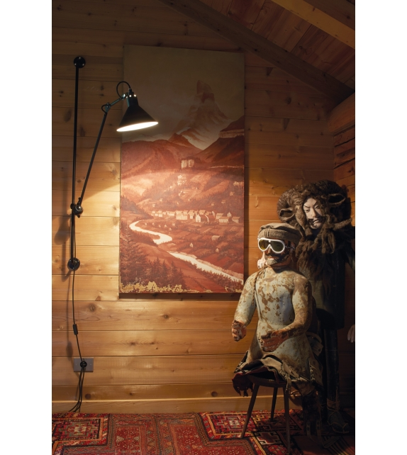 N 214 dcw ditions lampe gras wall lamp milia shop - Dcw edities ...