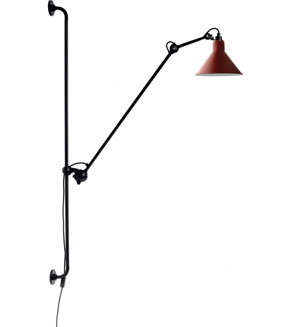N°214 DCW Éditions-Lampe Gras Lámpara de Pared