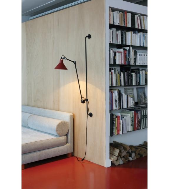 N°214 DCW Éditions-Lampe Gras Lampada da Parete