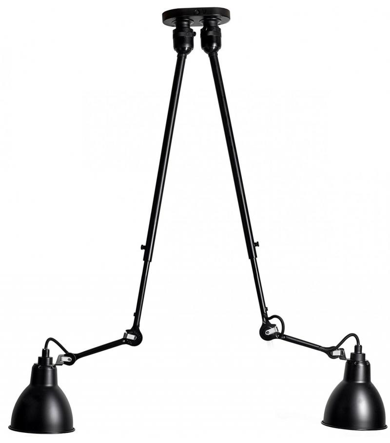 n 302 double dcw ditions lampe gras suspension milia shop. Black Bedroom Furniture Sets. Home Design Ideas