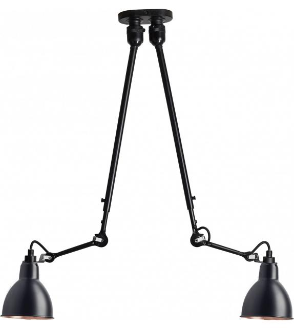 N°302 Double DCW Éditions-Lampe Gras Suspension