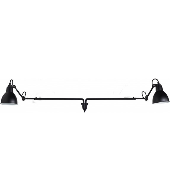 N°213 Double DCW Éditions-Lampe Gras Wall Lamp