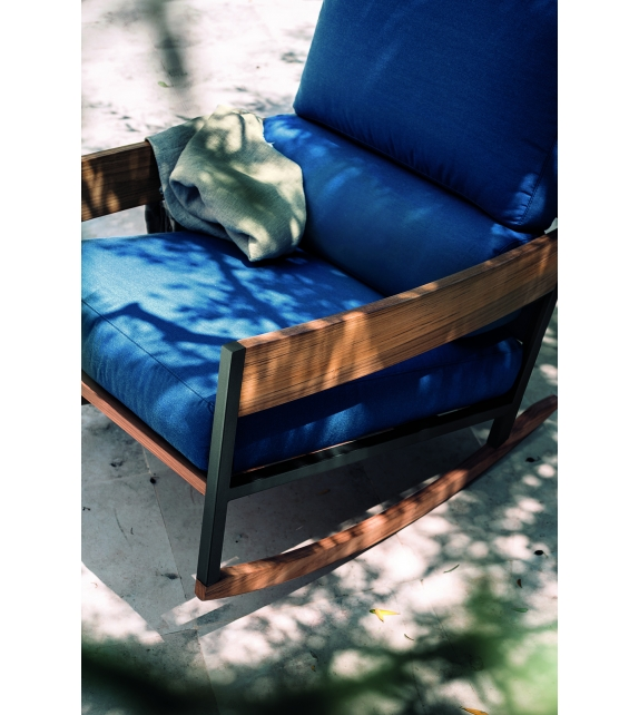 Rocking Chair And Nap Sofa By Missonihome: Nap Rocking Chair Roda
