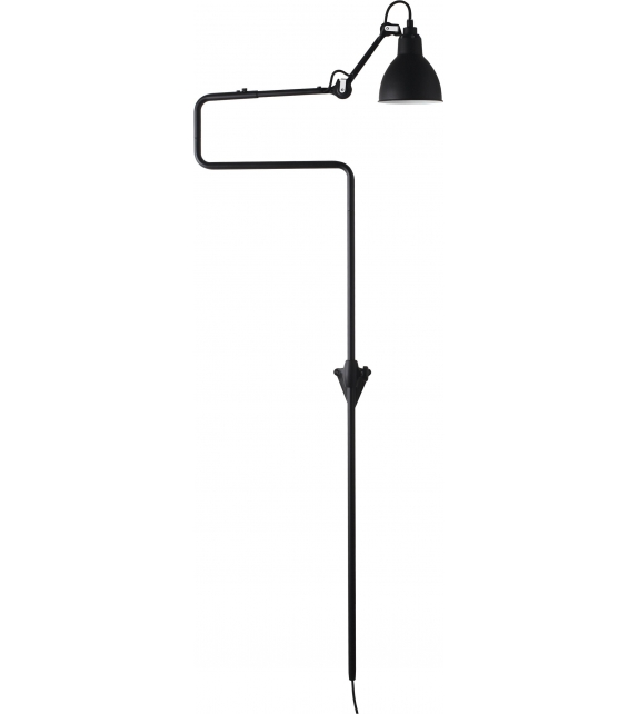 N°217 XL DCW Éditions-Lampe Gras Lámpara de Pared