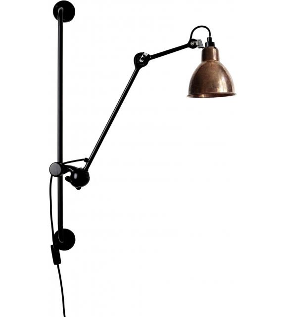 N°210 DCW Éditions-Lampe Gras Wandleuchte