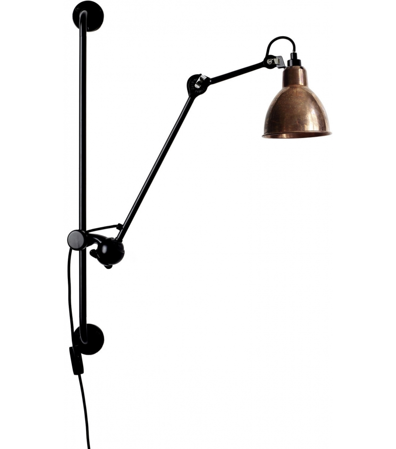 n 210 dcw ditions lampe gras wall lamp milia shop. Black Bedroom Furniture Sets. Home Design Ideas