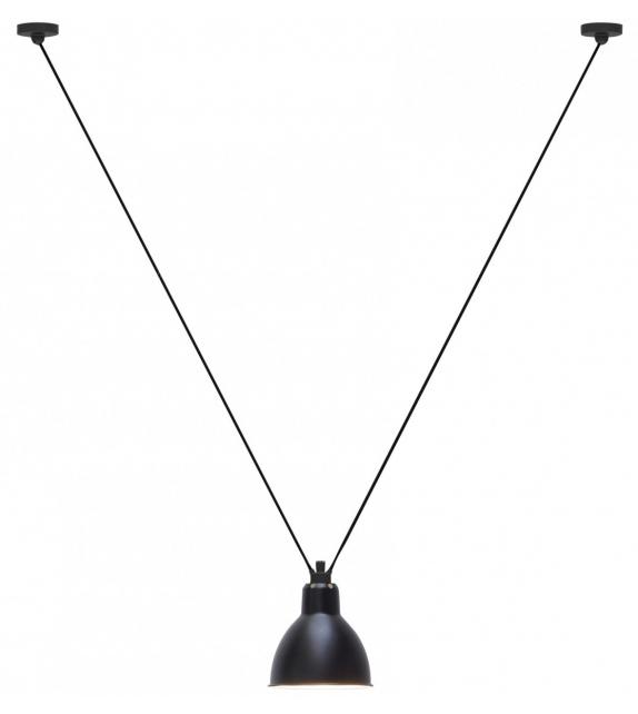 N°323 Round DCW Éditions-Lampe Gras Lámpara de Suspensión