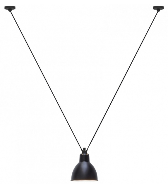 N°323 Round DCW Éditions-Lampe Gras Suspension Lamp