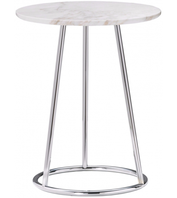 Angle Flou Table D'Appoint
