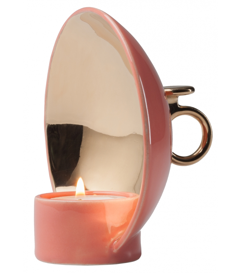 Non ti scordar di me Lume Bosa Candle Holder