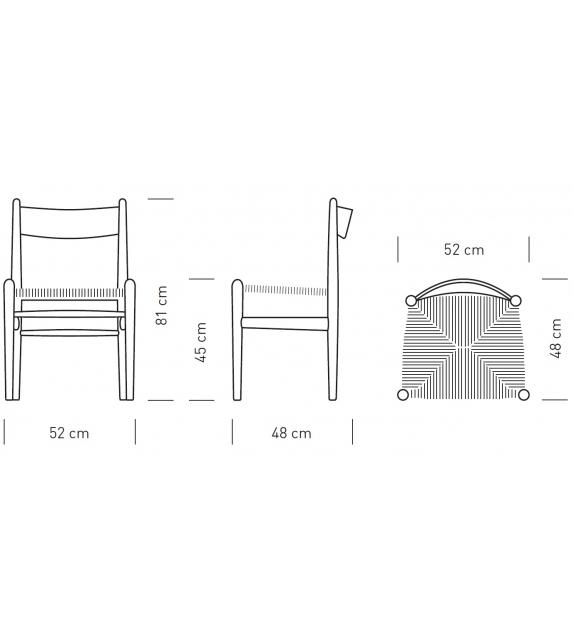 CH36 Carl Hansen & Søn Chair