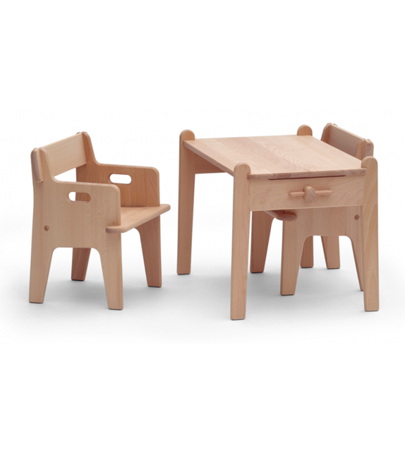 CH411 Peter's Table Carl Hansen & Søn Tisch