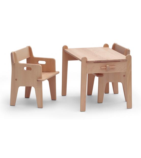 CH411 Peter's Table Carl Hansen & Søn
