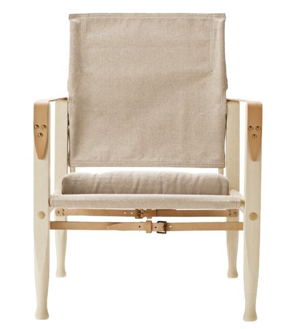 KK47000 Safari Chair Carl Hansen & Søn Armstuhl
