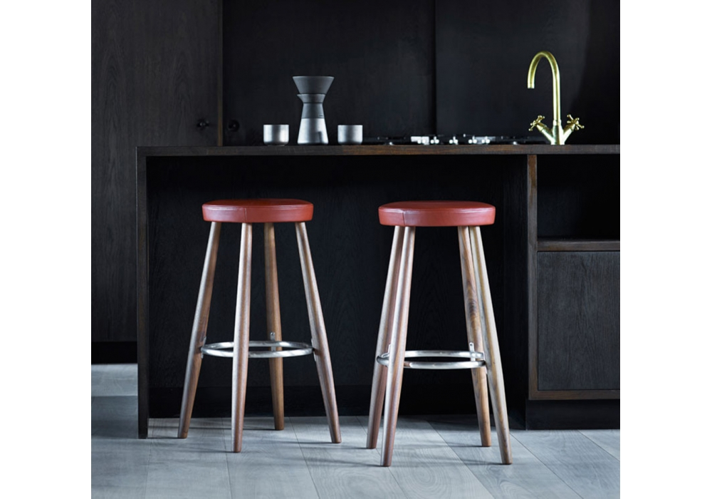 ch58 carl hansen s n bar hocker milia shop. Black Bedroom Furniture Sets. Home Design Ideas