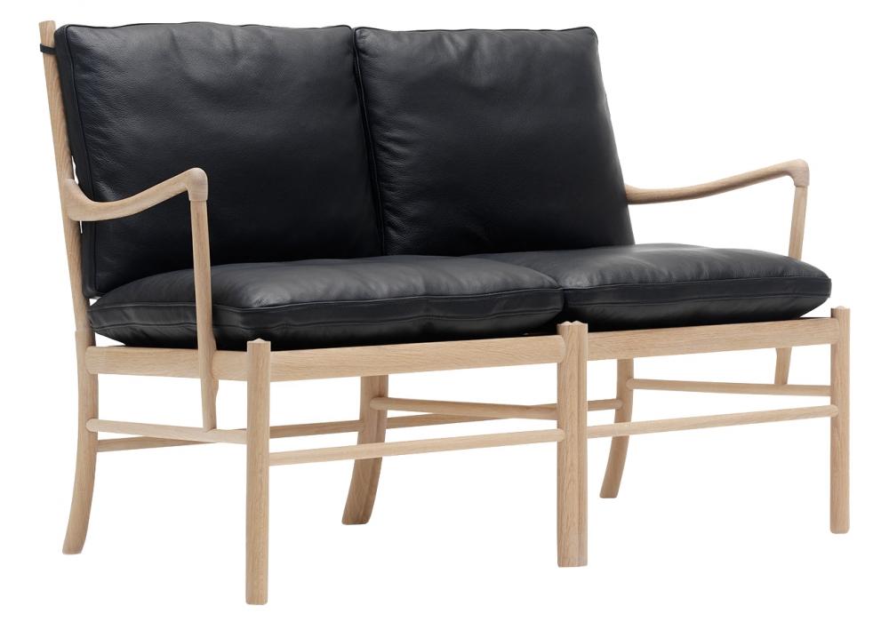 ow149 2 colonial sofa carl hansen s n milia shop. Black Bedroom Furniture Sets. Home Design Ideas