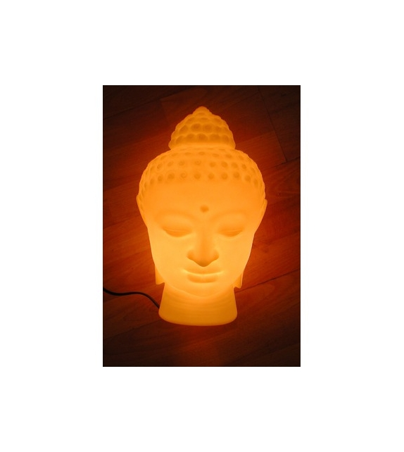 Buddha lampada da tavolo