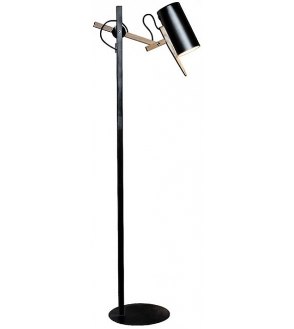 Scantling P40 Floor Lamp Marset