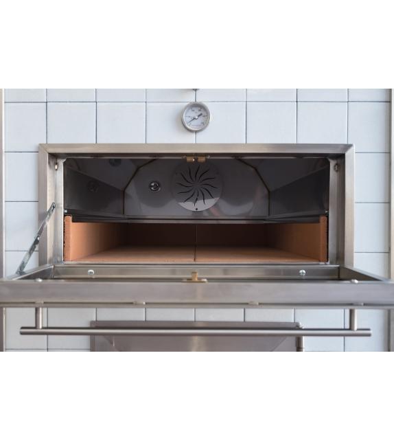 Catania Vulcano Wood Oven