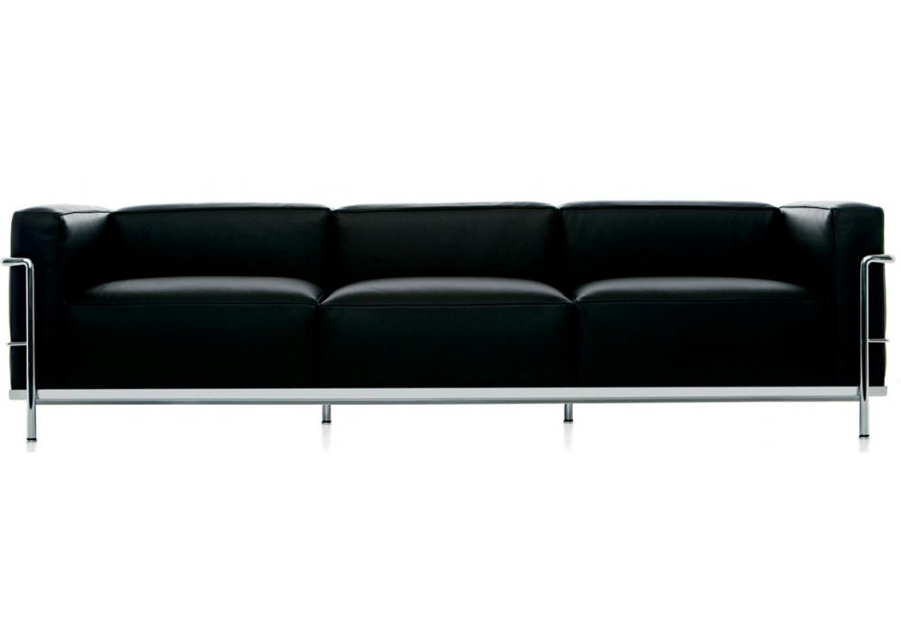Lc3 Three Seater Sofa Cassina Milia Shop