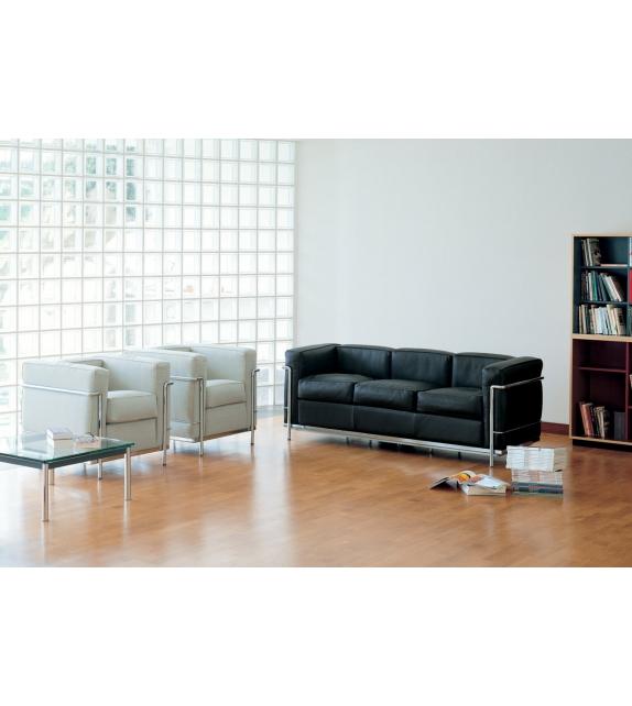 LC2 divano 3 posti