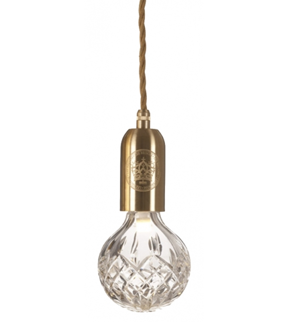 Clear Crystal Bulb Suspension