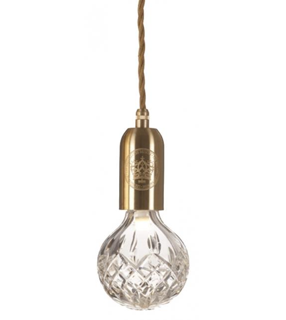 Clear Crystal Bulb Pendant Lamp