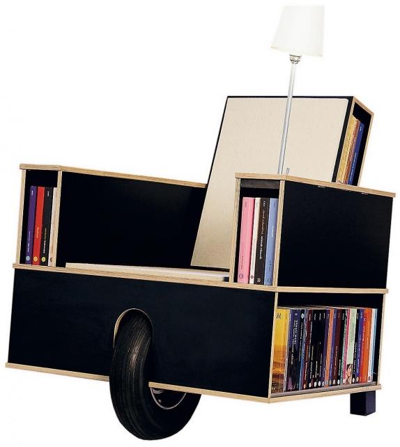 Bookinist Moormann Armchair