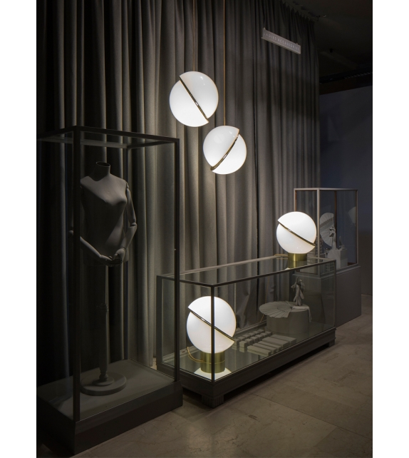 Crescent Light Lee Broom Suspension