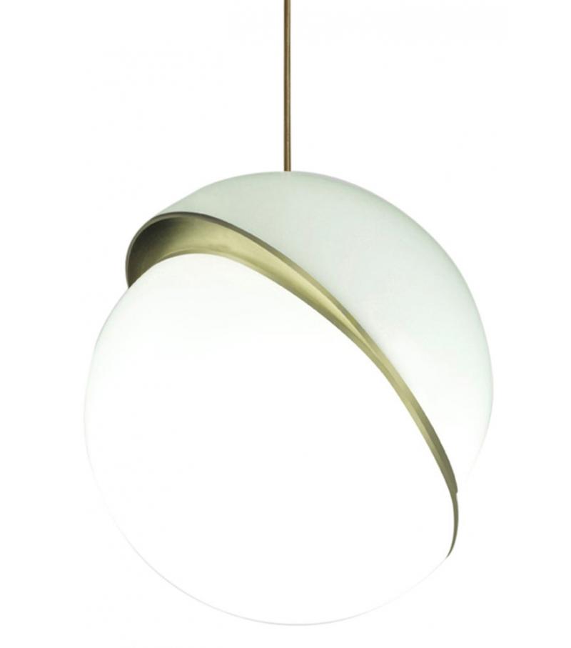 Crescent Light Lee Broom Pendant Lamp Milia Shop