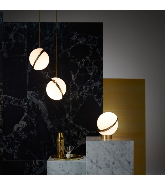 Crescent Table Lamp Lee Broom
