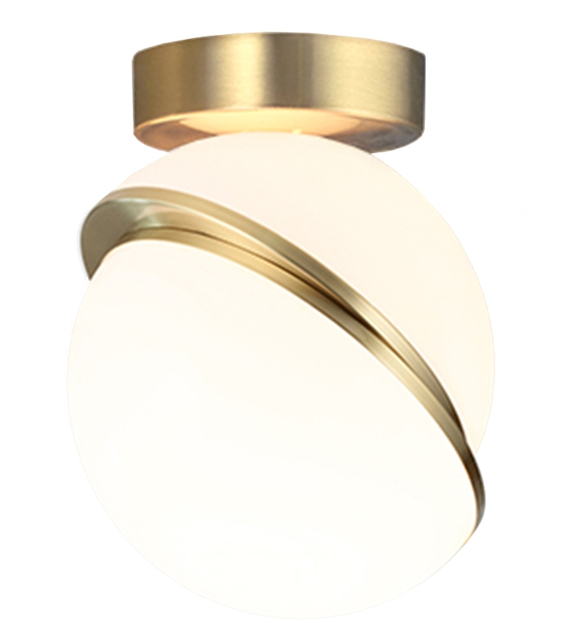 Mini Crescent Ceiling Light Lee Broom Plafonnier