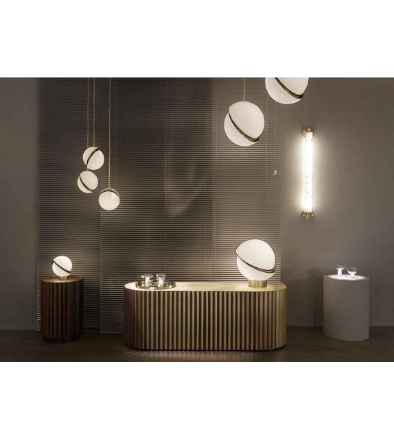 Mini Crescent Table Lamp Lee Broom Lámpara de Mesa