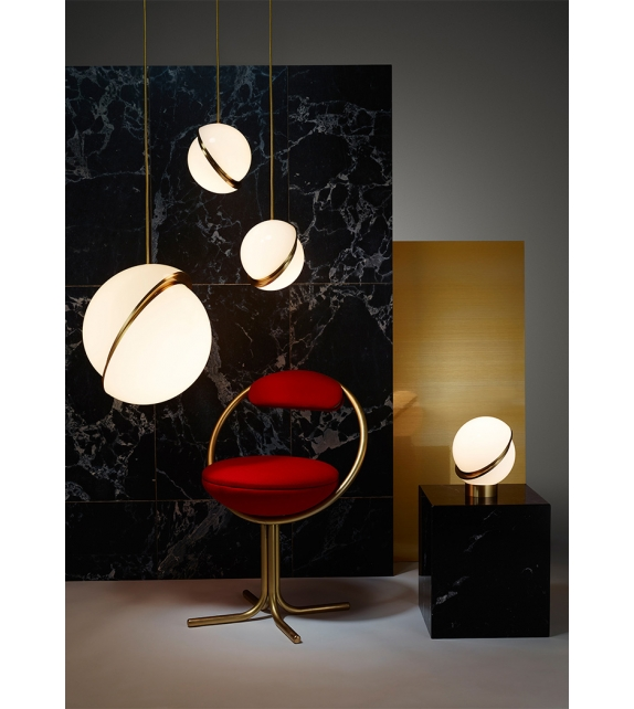 Mini Crescent Table Lamp Lee Broom Lampe de Table