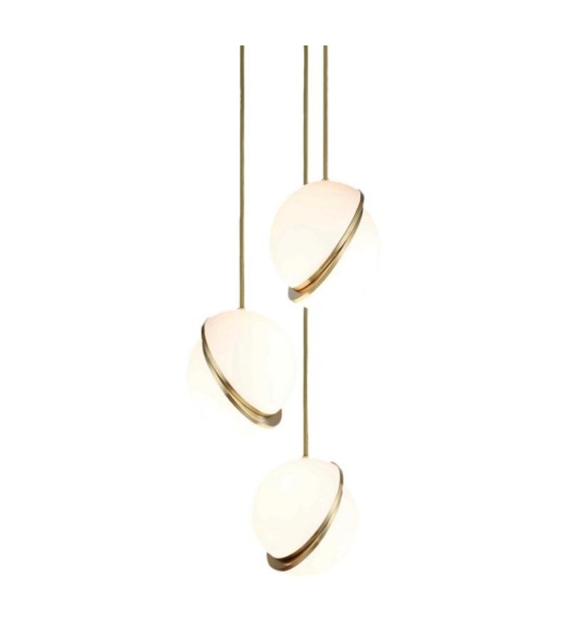 Mini Crescent Chandelier Lee Broom Pendant Lamp