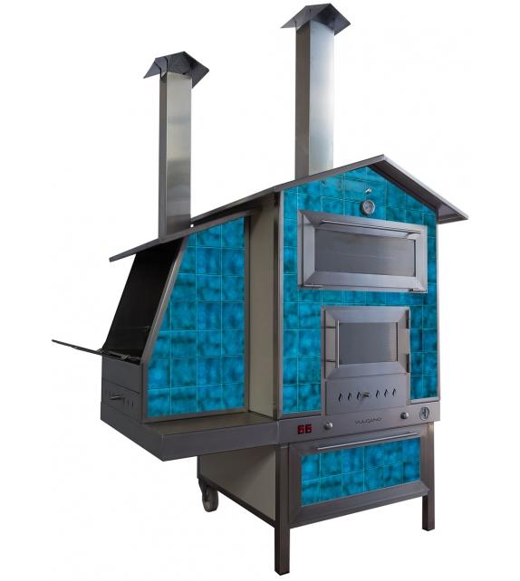 Catania Outodoor Wood Oven