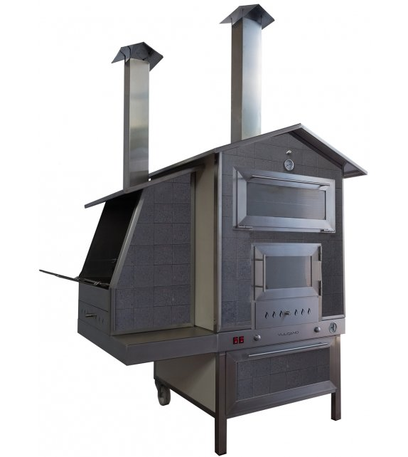 Catania Outodoor Wood Oven