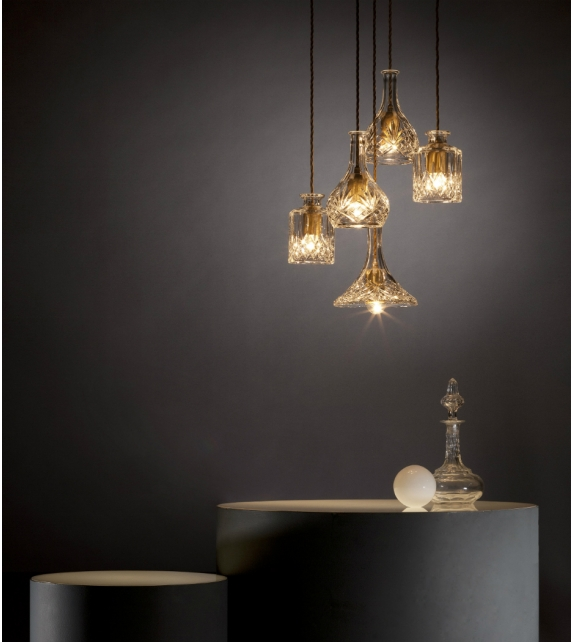 Bell Decanterlight Lee Broom Lampada a Sospensione