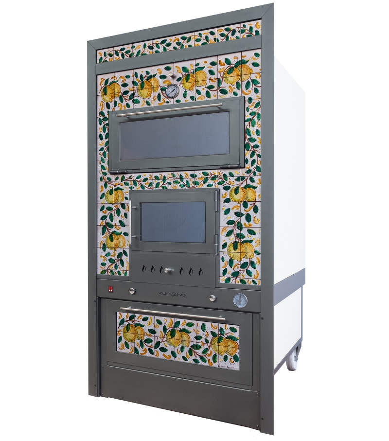 Caltagirone Wood Oven