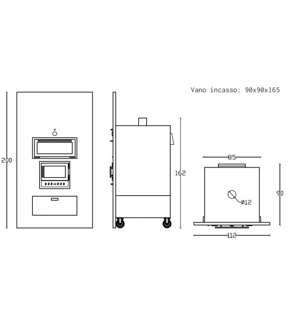 Etna Wood Oven