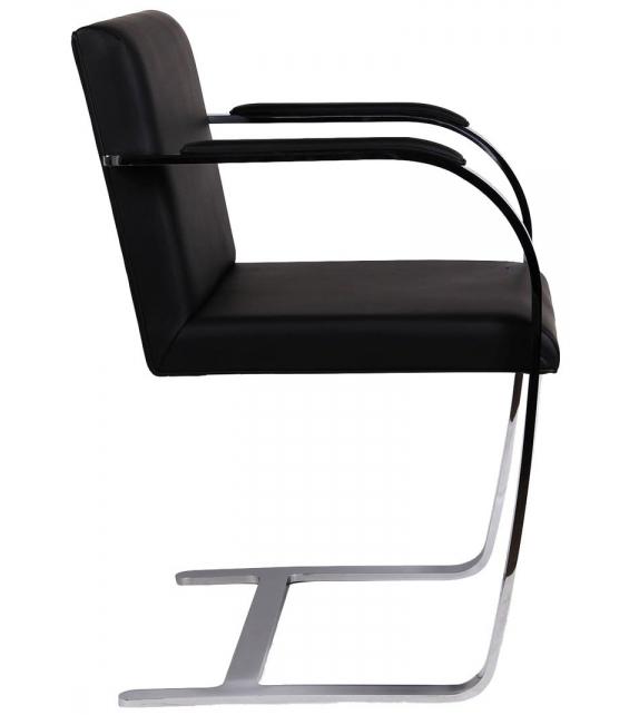 Brno Chair - Flat Bar Pequeño Sillón Knoll