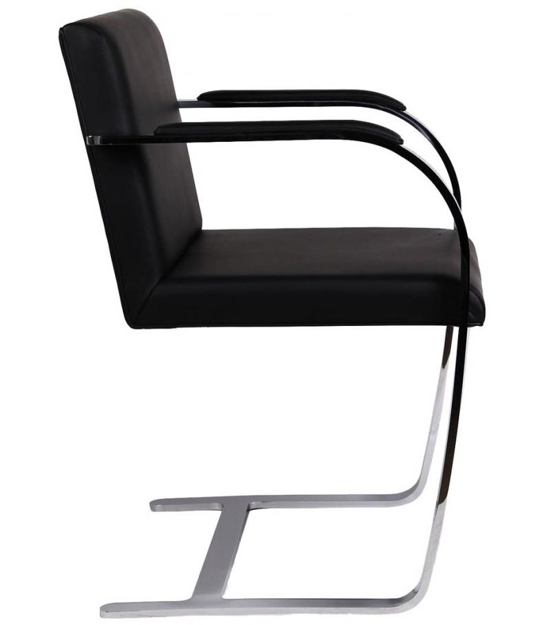 Kleine Sessel brno chair flat bar kleine sessel knoll milia shop