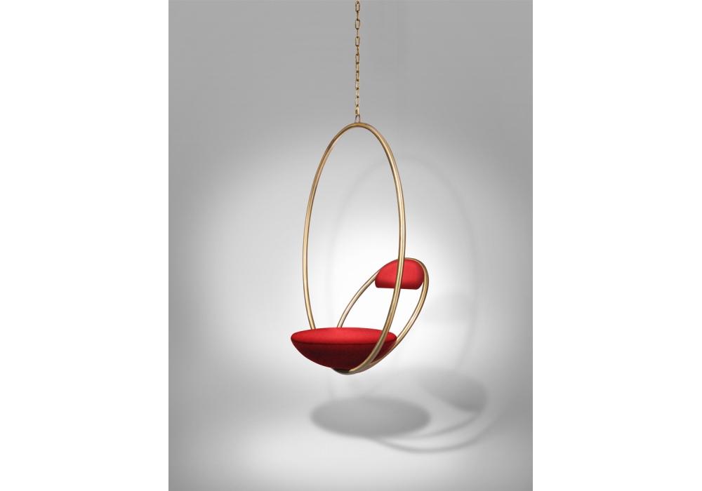 Hanging Hoop Chair Lee Broom Milia Shop