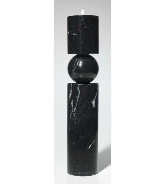 Fulcrum Marble Lee Broom Kerzenständer