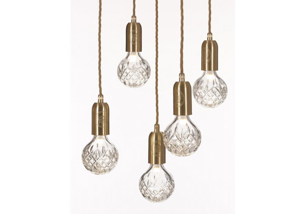 Crystal Bulb Lee Broom Pendant Lamp Milia Shop